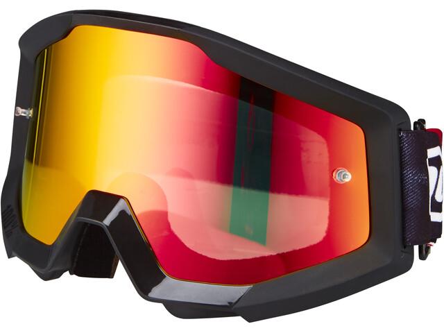 100% Strata Gafas, slash-mirror